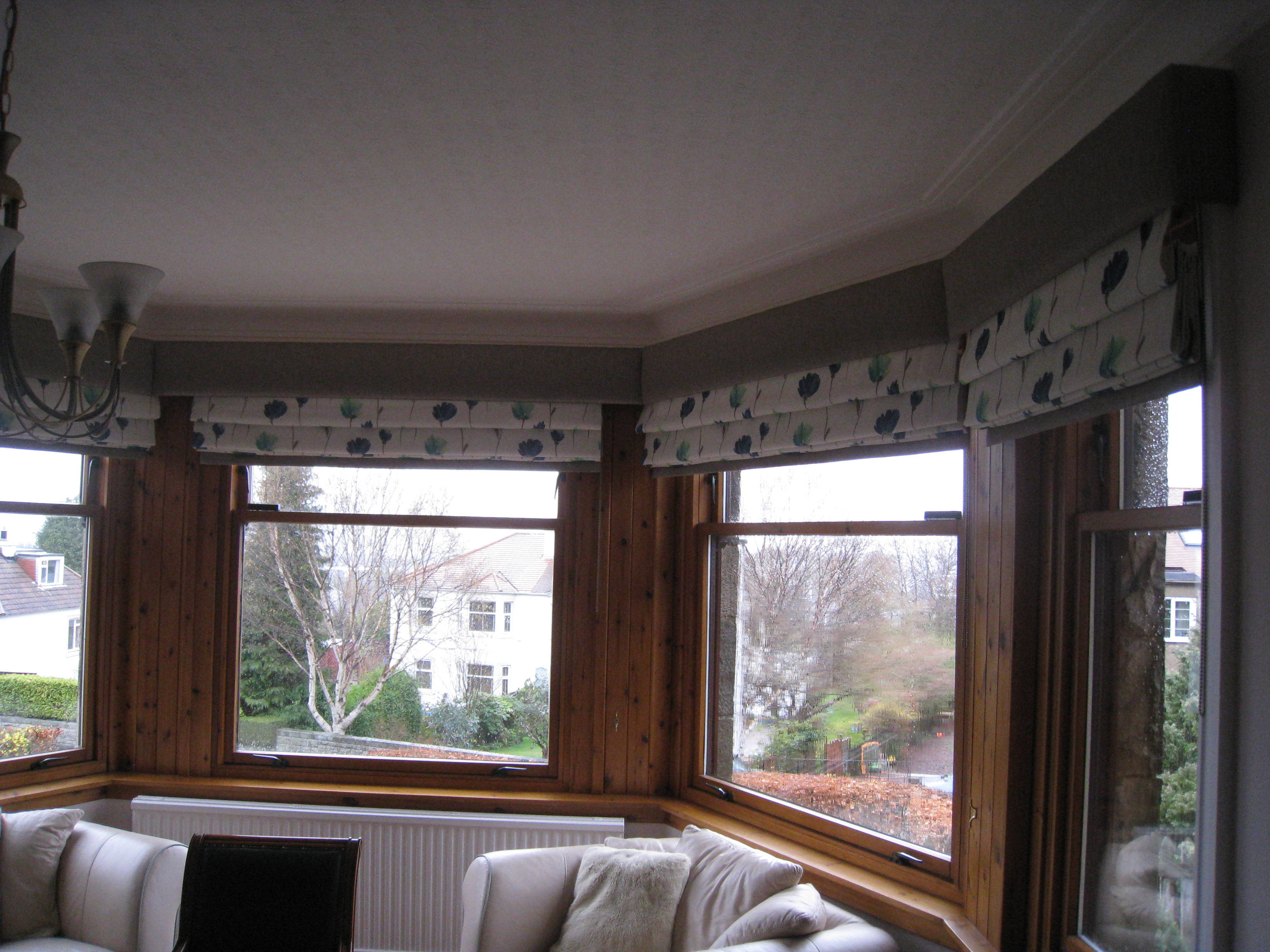 Roman Blinds For Family Home Ines Interiors Because It