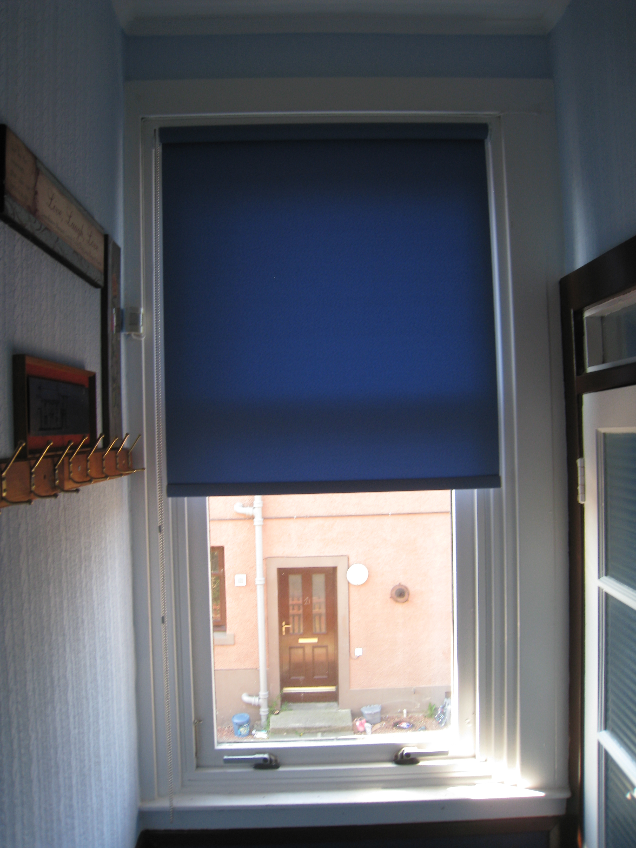 to brackets blinds shadeall on inside how mini up image youtube somersoft window for windows mount put ideas roller blind carindow screen coolaroo corner install a vinyl down shade